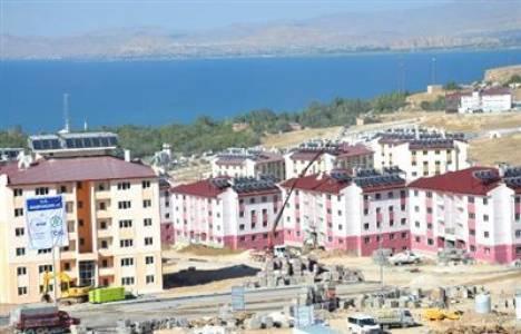 TOKİ Van Erciş'te 451 kişinin kurası iptal edildi!