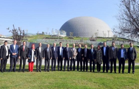 Osmangazi projeleri Bursa'ya