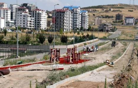 Etimesgut Bağlıca Mahallesi'nde imar planı değişikliği!