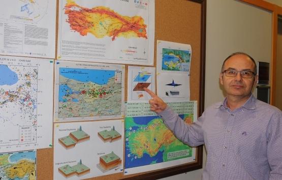 Ergin Ulutaş: Marmara kıyılarında 6 metreye kadar tsunami dalgaları olabilir!