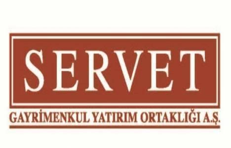 Servet Gayrimenkul 3 Temmuz'da genel kurul toplantısı yapacak!