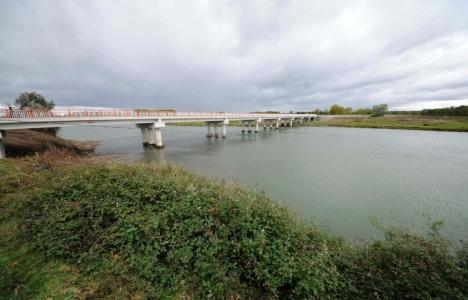 Samsun Hacılıçay Köprüsü'nün açılışı ertelendi!