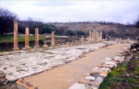 Stratonikeia Antik Kenti'ndeki