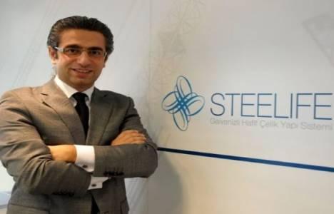 Steelife, Gabon'daki yeni projesini dört ayda tamamlayacak!