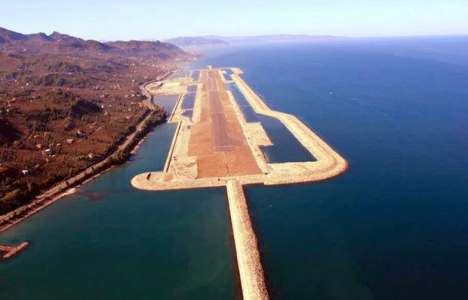 Ordu-Giresun Havalimanı bölgedeki