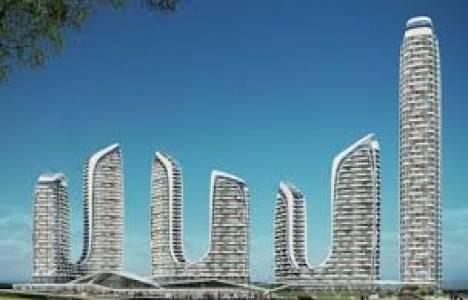 ICONOVA 162 metreyle Gaziantep'in en yüksek binası olacak!