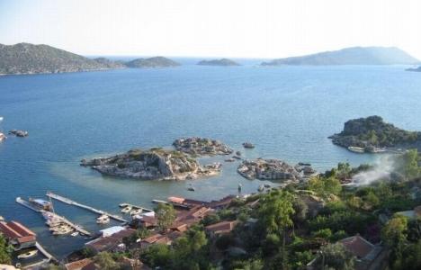 Antalya Finike'de 3 milyon TL'ye satılık arsa!