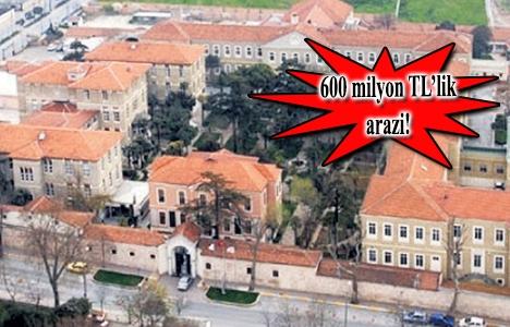 Surp Pırgiç Vakfı'nın Zeytinburnu arazisi yargıya taşındı!