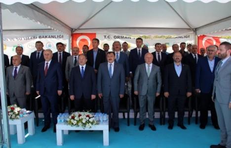 Erzurum'da 592 milyon