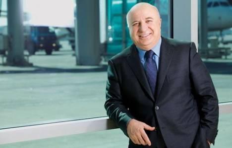 TAV Havalimanları CEOsu Sani Şener