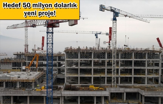 Türk müteahhitler, Ortadoğu ve Afrika'daki yeni projeleri üstlenecek!
