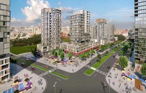 Strada Bahçeşehir projesi