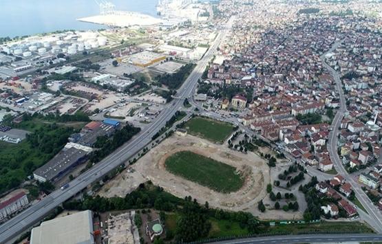 Kocaeli'ye 750 adet futbol sahası büyüklüğünde millet bahçesi geliyor!