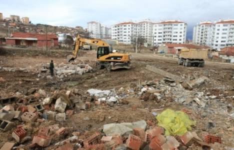 Konya Karapınar'da kentsel dönüşüm çalışmaları sürüyor!