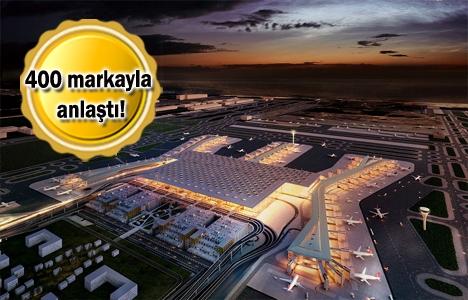 3. Havalimanı'nda ticari