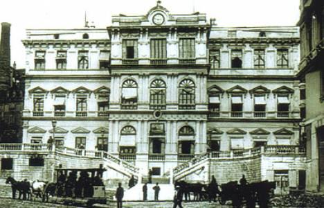 Beyoğlu'nda dokuz yılda