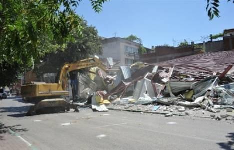Osmangazi Belediyesi kaçak