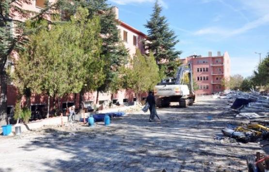 Yozgat Sorgun Devlet Hastanesi yıkıldı!