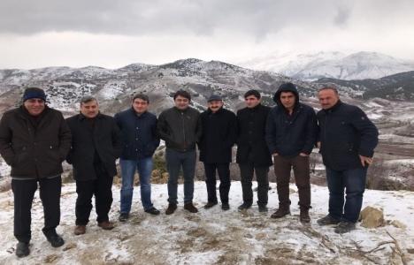 Adıyaman Gömükan Barajı'nda inşaat başladı!