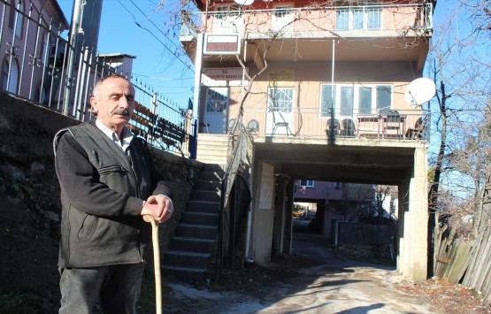 Bursa'daki ilginç bina