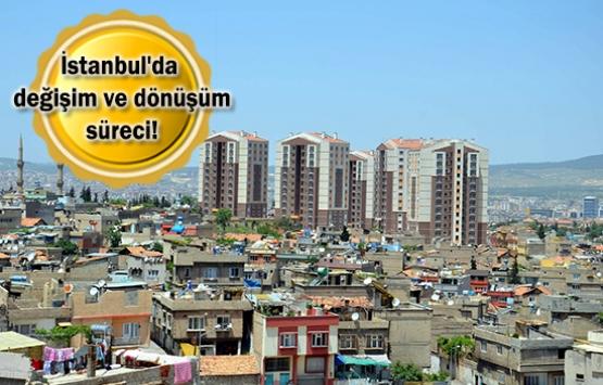 Anadolu Yakası'nda her 100 evden 50'si yıkıldı!