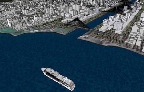 Kanal İstanbul nerelerden