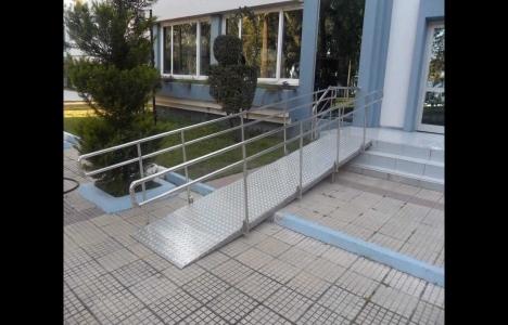 Bina giriş rampası nasıl yapılır?