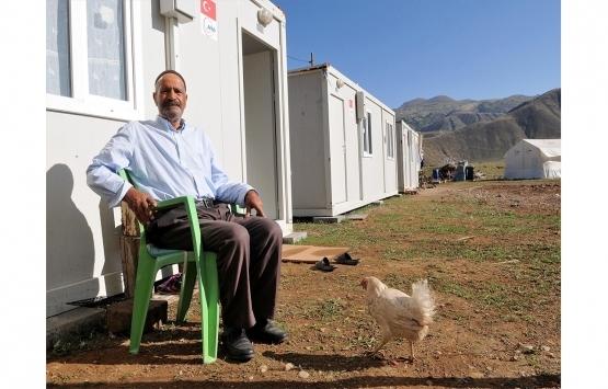 Bingöl'deki depremzedeler devletten ev istiyor!