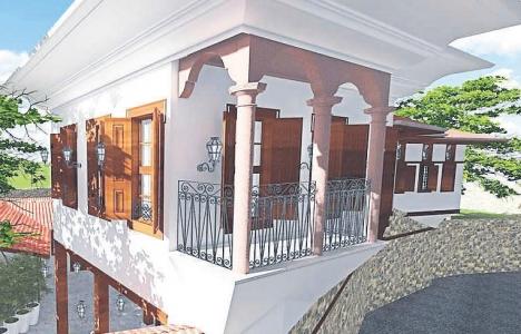 Manisa'daki Zeynep Onbaşı Evi onarılacak!