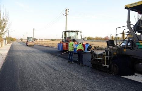 Meram'da asfalt ve altyapı çalışmaları sürüyor!
