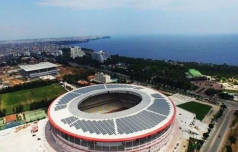 Antalya Arena Stadı'nın