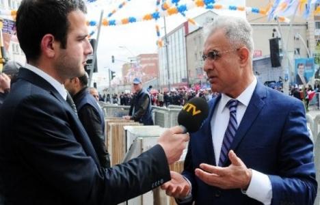 Ömer Çaha, Erciş'in kentsel dönüşüm sorunlarına çözüm arıyor!