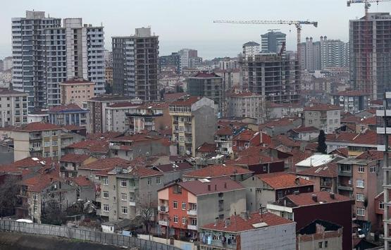 Türkiye Satılık Konut Fiyat Endeksi Mayıs'ta yüzde 9,97 arttı!