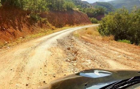 Bingöl Dugernanlılar yollarının yenilenmesini bekliyor!