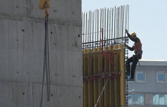 55 bin inşaat şirketi kapandı!