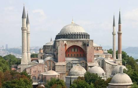 Ayasofya'nın yeniden cami