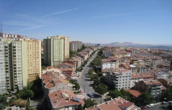 Ankara Yenimahalle'de imar plan değişikliği!