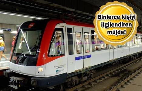 Kirazlı-Halkalı Metrosu'nun inşaatı