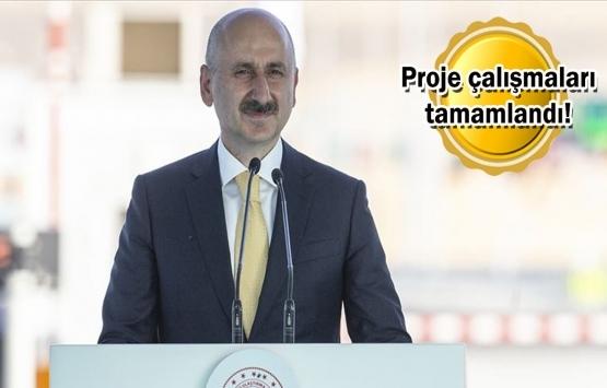 Adil Karaismailoğlu: Kanal İstanbul dünyanın en büyük projelerinden biri!
