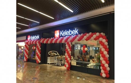 Kelebek Mobilya'dan Ankara'da 2 yeni mağaza açtı!