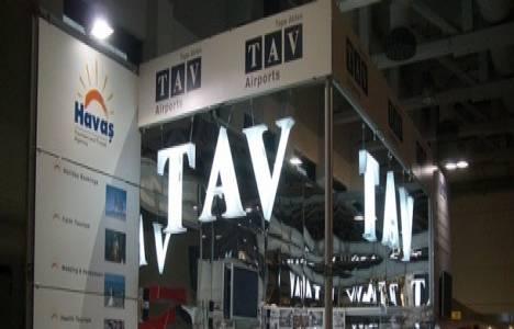 TAV Yunanistan'daki havalimanları