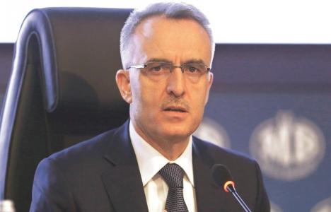Naci Ağbal: Yeniden yapılandırmada 80 milyar lirayı devirdik!