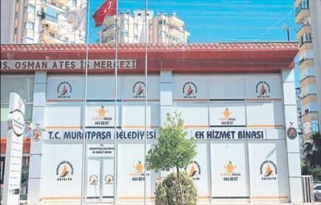 Muratpaşa Belediyesi ek