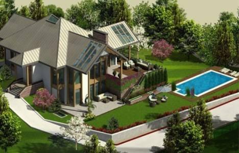 Büyükçekmece Valle Lacus satılık villa!