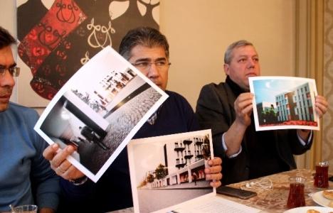 Muğla Menteşe'deki gazetecilere