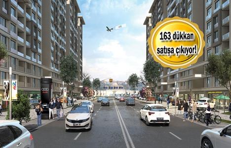 Temaşehir Konya 42.Cadde dükkan ihalesi 14 Mayıs'ta!