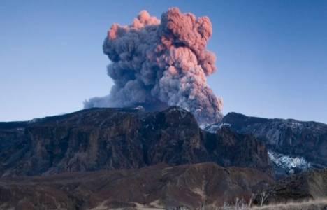 İzlanda'da Bardarbunga yanardağı faaliyete geçti!