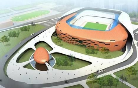 Malatya Arena Stadı'nda kaba inşaatın yüzde 30'u tamamlandı!