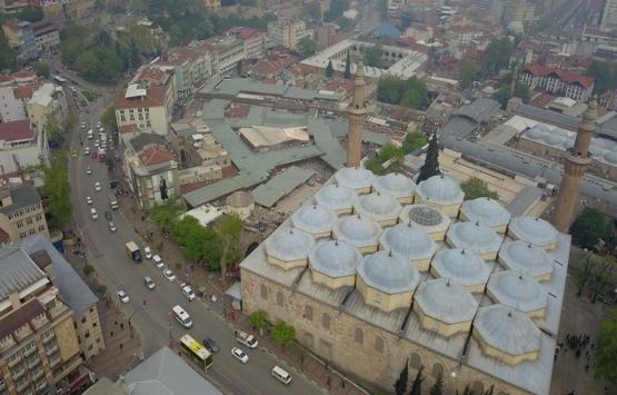 Bursa'da 100 yıla damga vuracak proje hayata geçiyor!