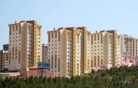 TOKİ Kırıkkale konutları